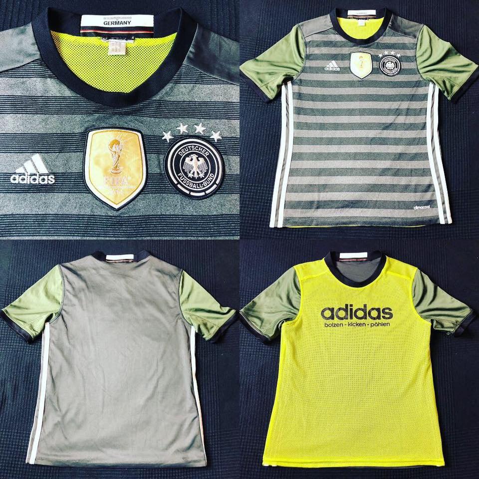 65e3351eb5 camisa seleção alemanha 2015 away tam 10 infantil (56x42). Carregando zoom.
