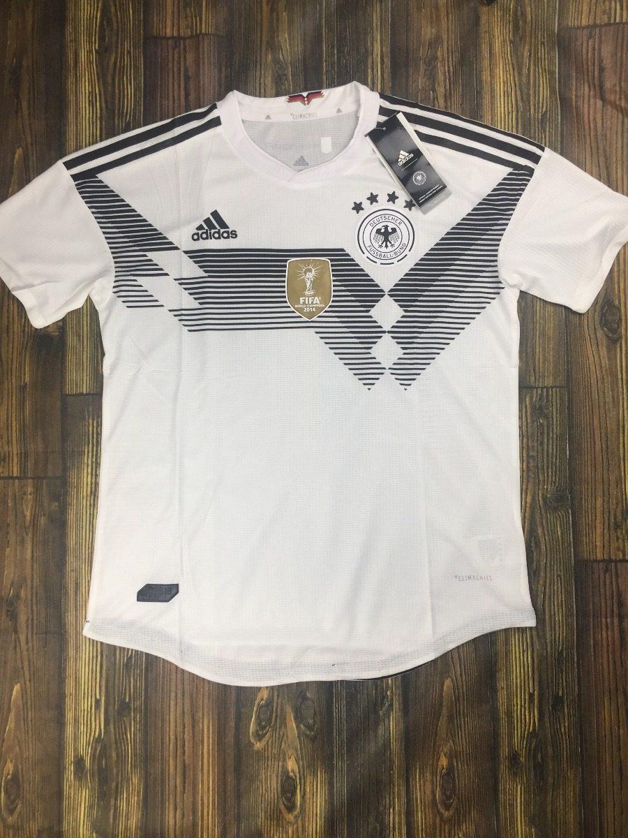 camisa seleção alemanha 2018 s n° jogador adidas masculina. Carregando zoom. baec5a5ec20e4