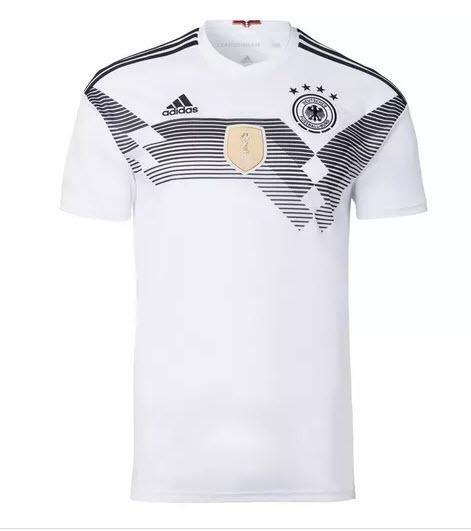 c6112533a Camisa Seleção Alemanha 2018 Uniforme 1 Sob Encomenda - R  118