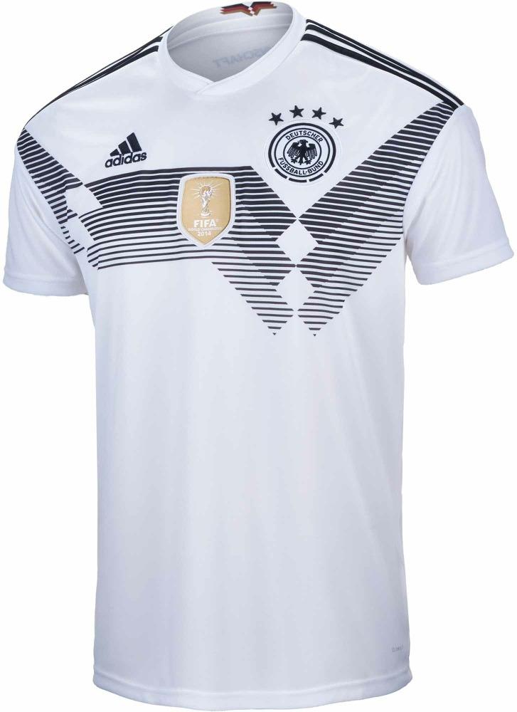 camisa seleção alemanha 2018 19 modelo jogador. Carregando zoom. 094751f49ee82
