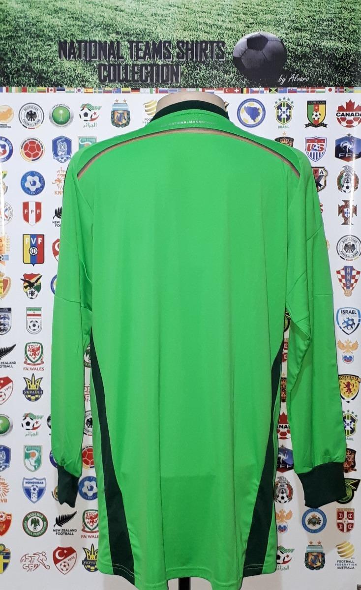b8852040cc Camisa Seleção Alemanha 2014 Gk adidas Tam Gg Nova Neuer - R  169