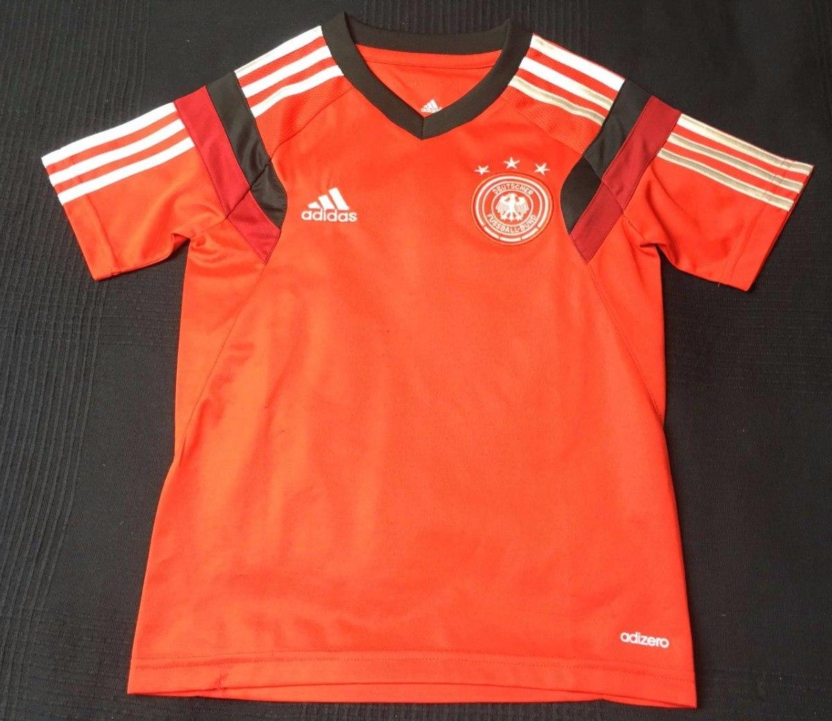Carregando zoom... seleção alemanha camisa. Carregando zoom... camisa  seleção alemanha treino 2014 infantil tam 8 (49x35) d298f3dea91db