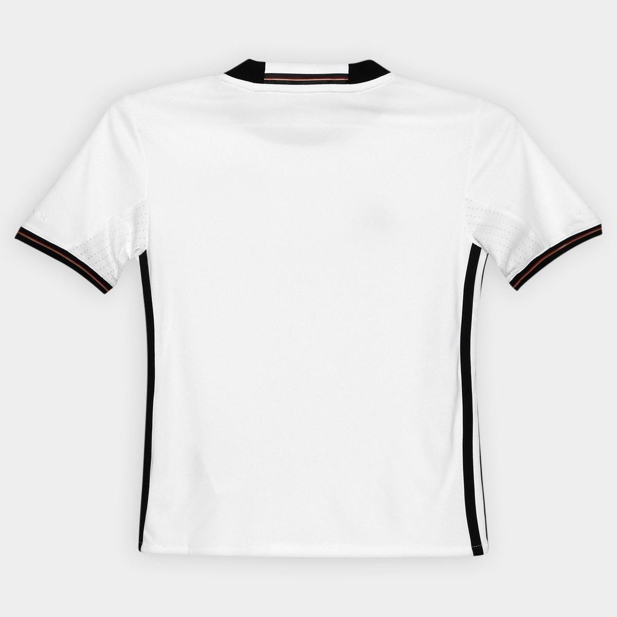 0e3f411bd1 Camisa Seleção Alemanha Infantil Home 2016 S nº - Original - R  149 ...