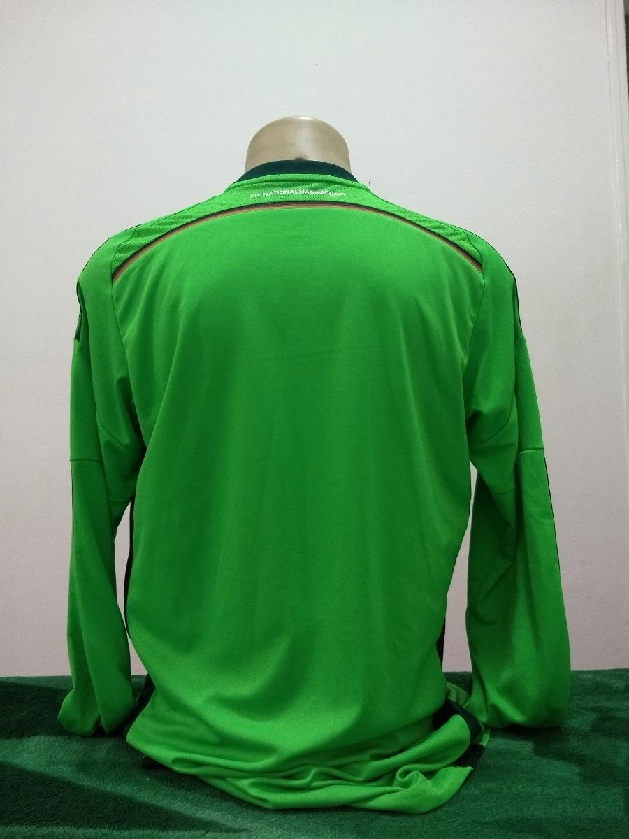 Camisa De Goleiro Da Seleção Da Alemanha De 2014 - R  99 3c45ae1c7754e