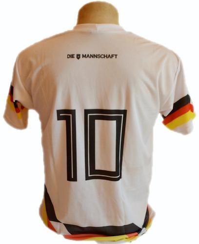 Camisa Seleção Alemanha Bordado Barato 2019 - R  24 fa0e530063ec5