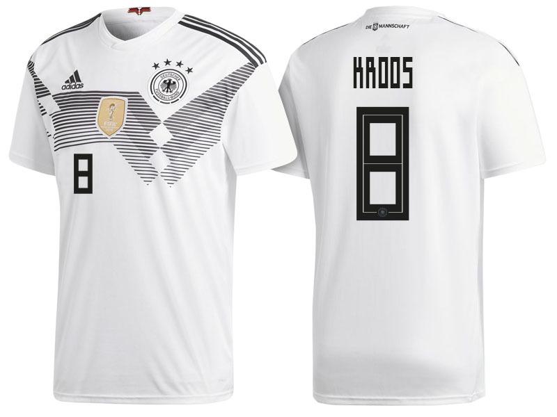 4628a2093 camisa seleção alemanha copa 2018 n°8 kroos com nota fiscal. Carregando  zoom.