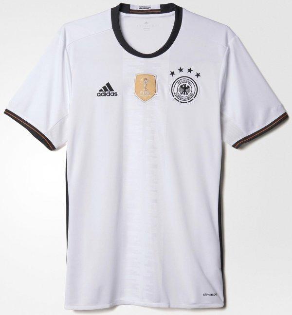 7eb916b3b3614 Camisa Seleção Alemanha Infantil Home 2016 S nº - Original - R  149 ...