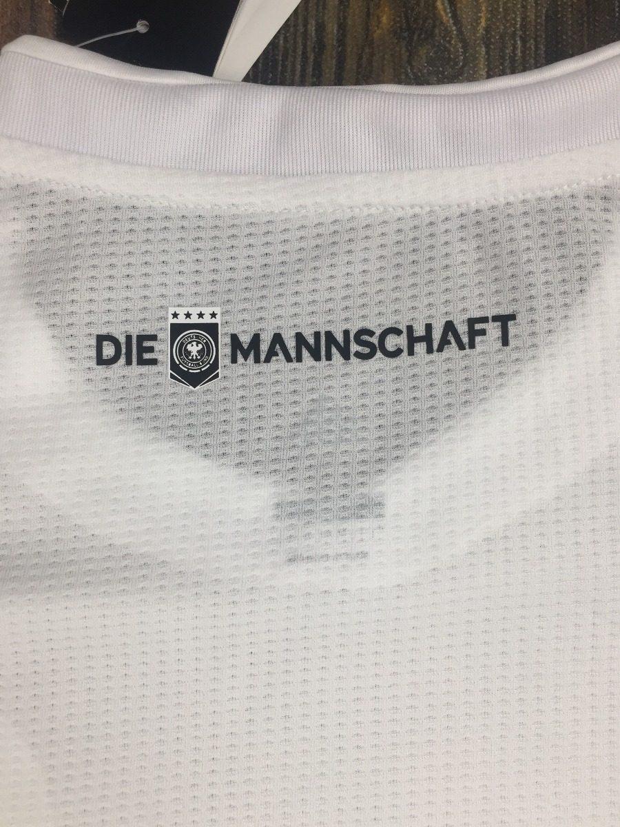 Camisa Seleção Alemanha 2018 S n° Jogador adidas Masculina - R  129 ... 5b7feefde5a73