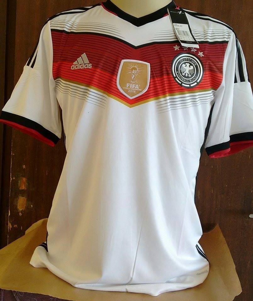 camisa seleção alemanha oficial copa 2014. Carregando zoom. 4aff3110a4334