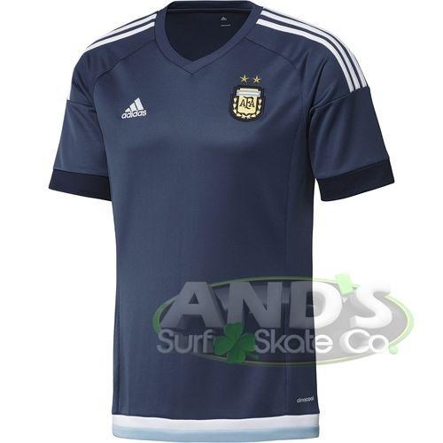Camisa Seleção Argentina Home 2016 S n° Torcedor adidas Masc - R ... 9bf51cbaa33ff