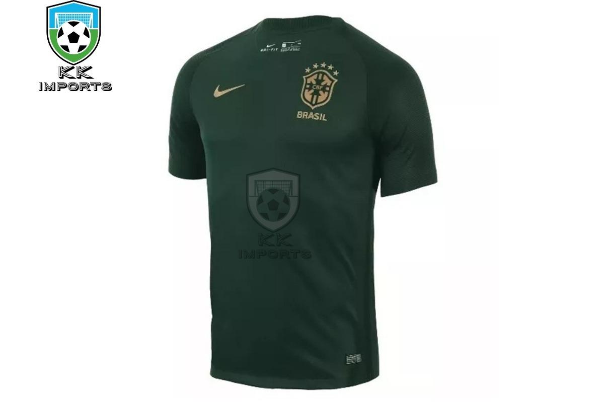 30910a38df camisa seleção brasil 2018 uniforme 3 sob encomenda. Carregando zoom.