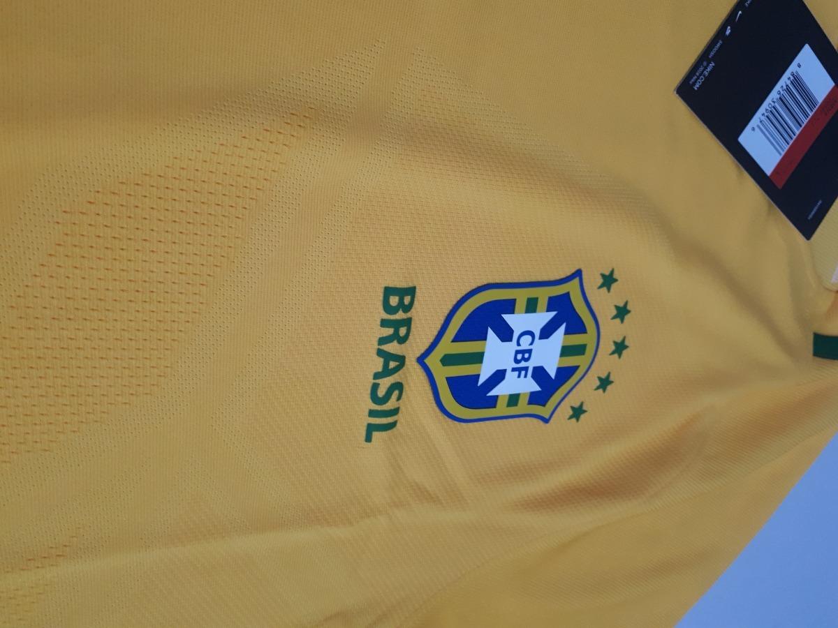 ... 2016 home nike aeroswift. Carregando zoom... camisa seleção brasil. Carregando  zoom. 583a8129adc63