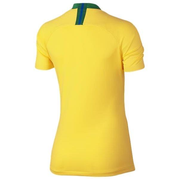 b3f91e7d5 Camisa Seleção Brasil I 2018 S n° - Torcedor Nike Feminina - R  140 ...