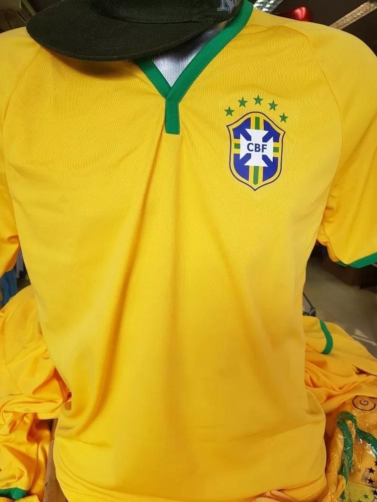 fb524342aa camisa seleção brasil cbf oficial licenciada. Carregando zoom.
