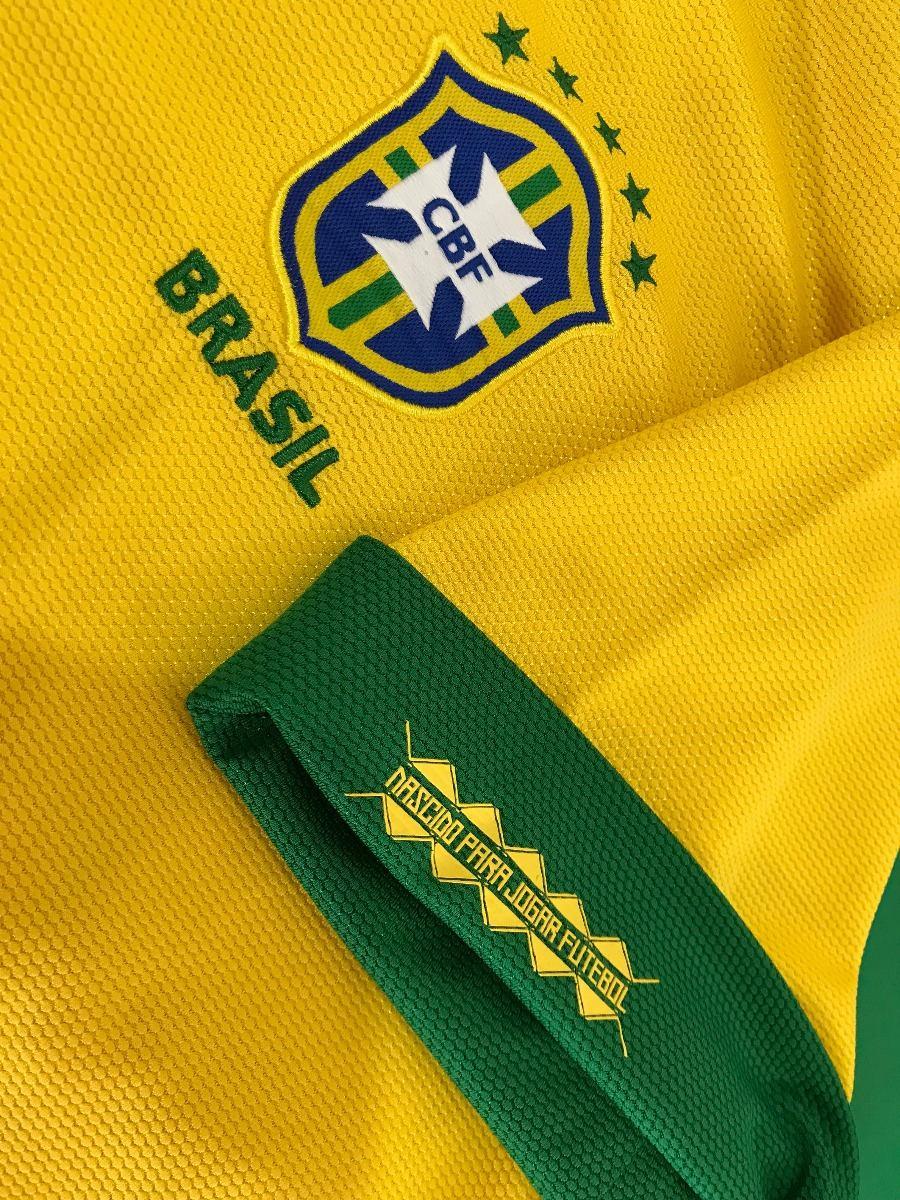 c8f759b64bc14 Camisa Nike Seleção Olímpica Brasil Futebol Cbf 2012 Gg - R  230