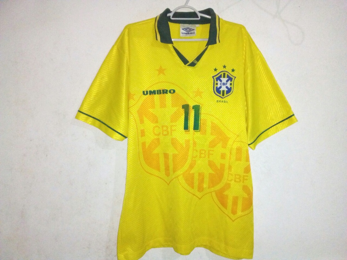 590fe228e6 camisa seleção brasileira 1994 leia a descrição do anúncio. Carregando zoom.