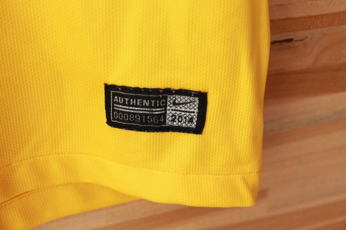 b10001409f camisa seleção brasileira 2014 brasil nike gravada gui usada. Carregando  zoom.