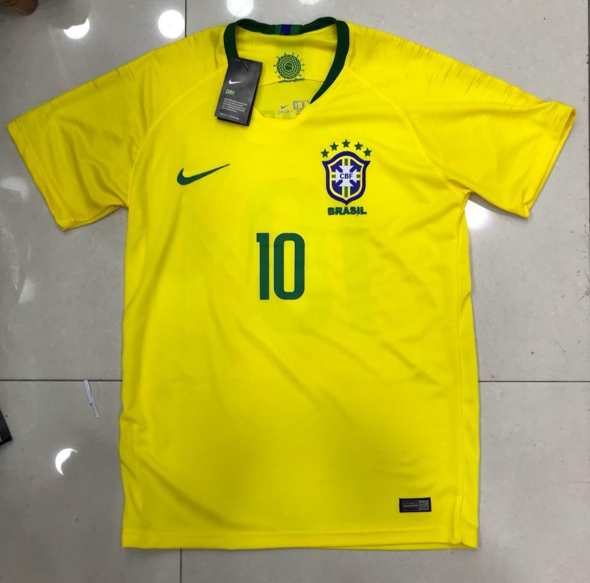 camisa seleção brasileira 2017 2018 - mega oferta aproveite! Carregando zoom . 7c199a316a2f1