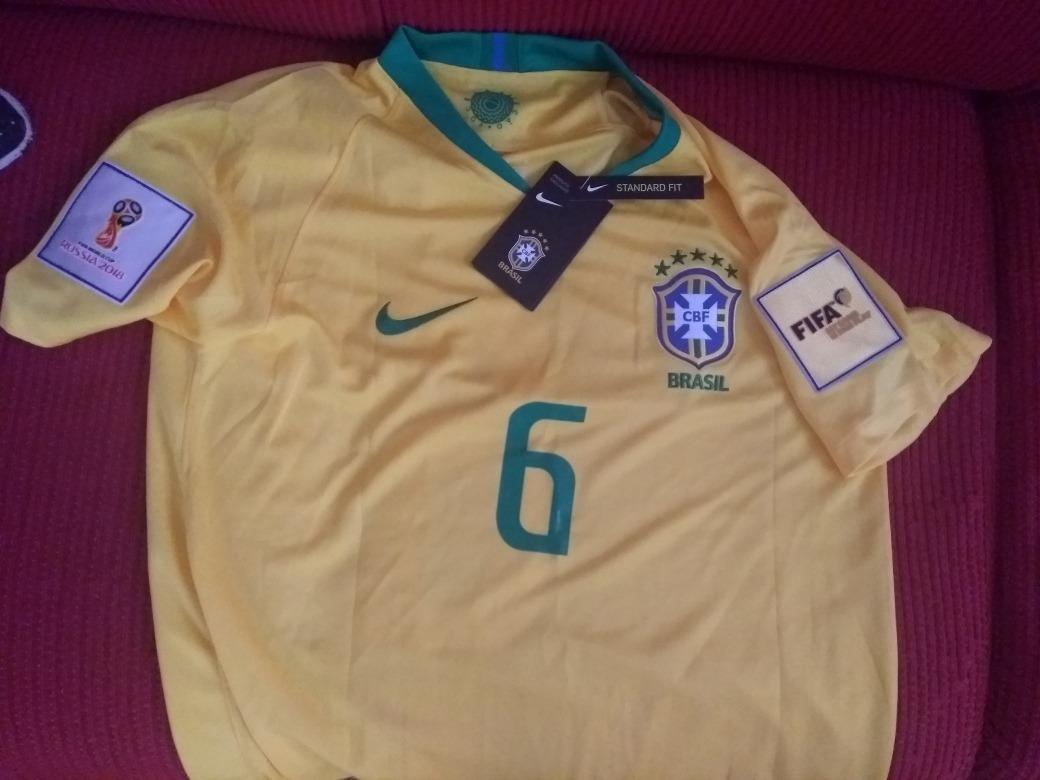 camisa seleção brasileira 2018. Carregando zoom. a041a461124b8