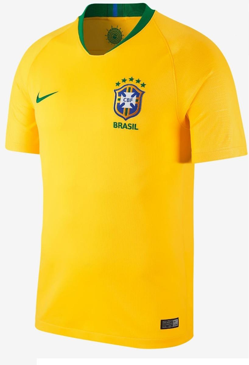 a38ed10d9b camisa seleção brasileira 2018 - melhor qualidade. Carregando zoom.