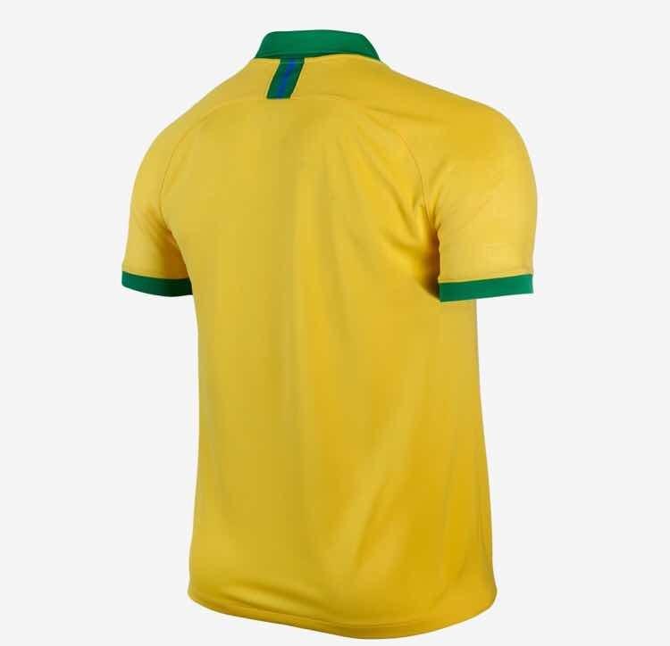 4cf9b81881 Camisa Seleção Brasileira 2019/20 Edição Copa América - R$ 199,00 em ...