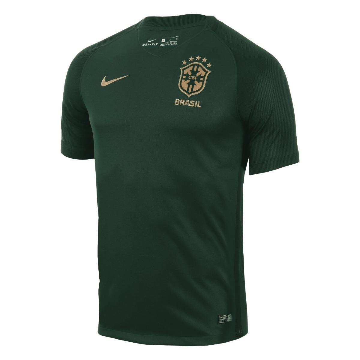68dce6081 camisa seleção brasileira adulto copa 2018 oficial nike. Carregando zoom.