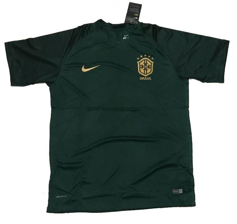 7769dcccc Camisa Seleção Brasileira Adulto Copa 2018 Oficial Nike - R  160