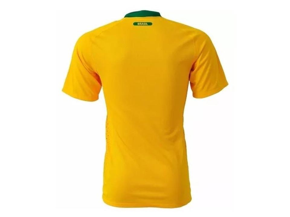 camisa seleção brasileira amarela sem número. Carregando zoom. d1b2df4f88e4c