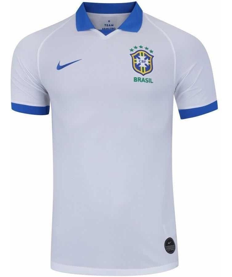 be5e7827c7 camisa seleção brasileira branca copa américa 2019 !!!! Carregando zoom.
