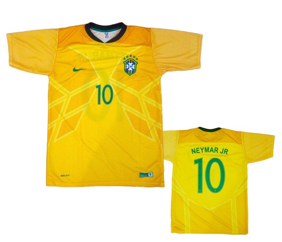 0e0bbccb5784f camisa seleção brasileira + conjunto infantil brasil neymar. Carregando  zoom.