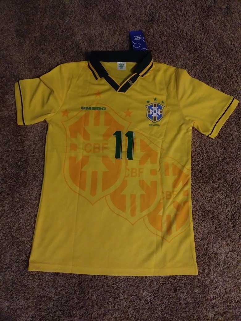 79e680b62 camisa seleção brasileira copa 1994 (frete grátis). Carregando zoom.