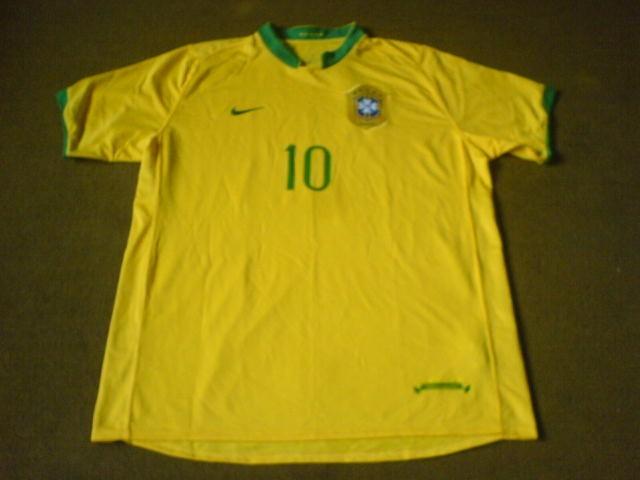 f8b8be3780 Camisa Seleção Brasileira Copa 2006 Original Nike Tam. Gg - R  85