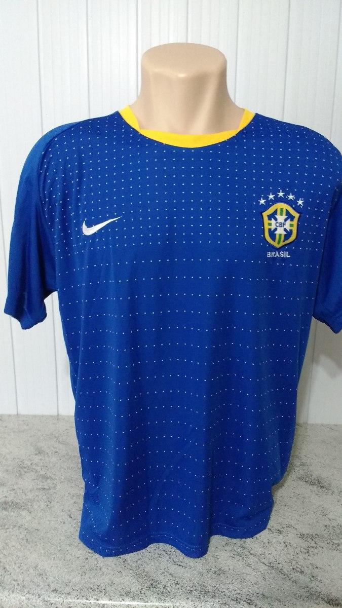 c5a7cebae4b69 Camisa Seleção Brasileira Copa 2010 Oficial - R  149