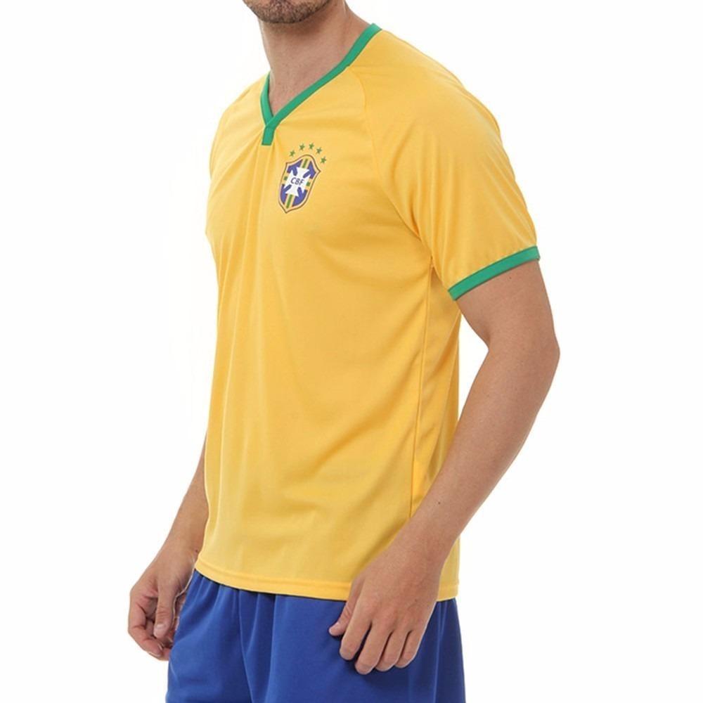 f2c88b168e camisa seleção brasileira copa 2018 oficial cbf. Carregando zoom.