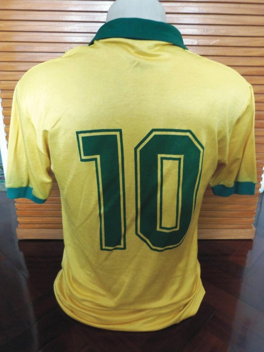 b38bb50279418 camisa seleção brasileira copa 90 - finta - rara - original. Carregando zoom .