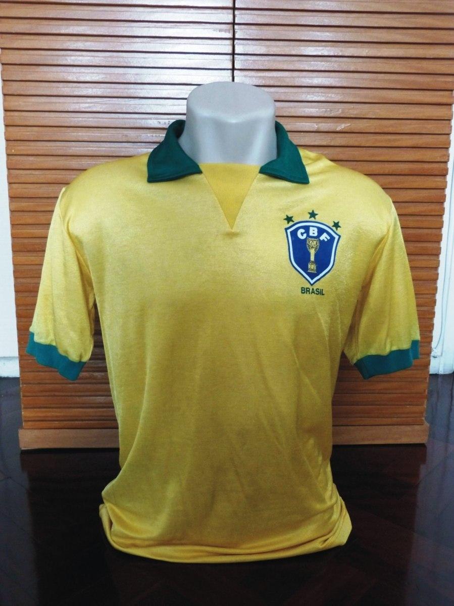 f0b74d4805 camisa seleção brasileira copa 90 - finta - rara - original. Carregando zoom .