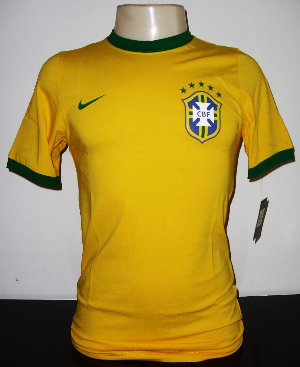 f7f61aae31 camisa seleção brasileira de futebol nike brasil importada. Carregando zoom.