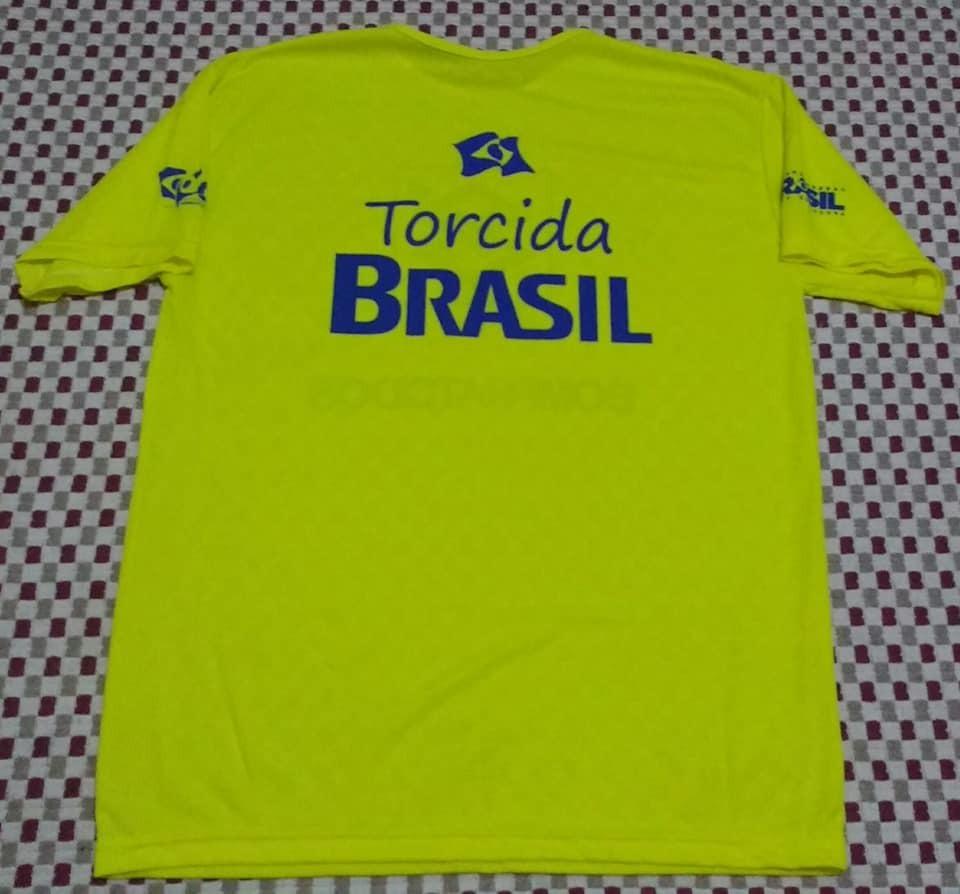 62638cb17f camisa seleção brasileira de handebol torcida. Carregando zoom.
