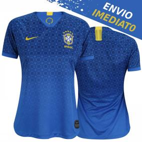 a814247fa0 Camisa Seleção Brasileira Oficial Original - Camisas de Futebol Seleção  Brasil Brasil com Ofertas Incríveis no Mercado Livre Brasil