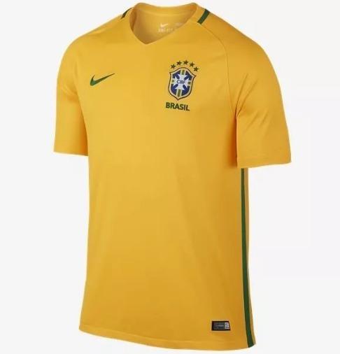 d8b3d0538ce41 Camisa Seleção Brasileira - Neymar