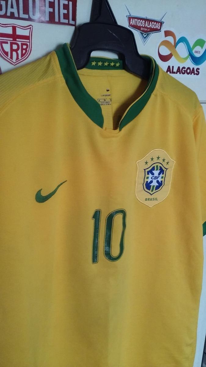 98cf36754b camisa seleção brasileira nike 2006. Carregando zoom.