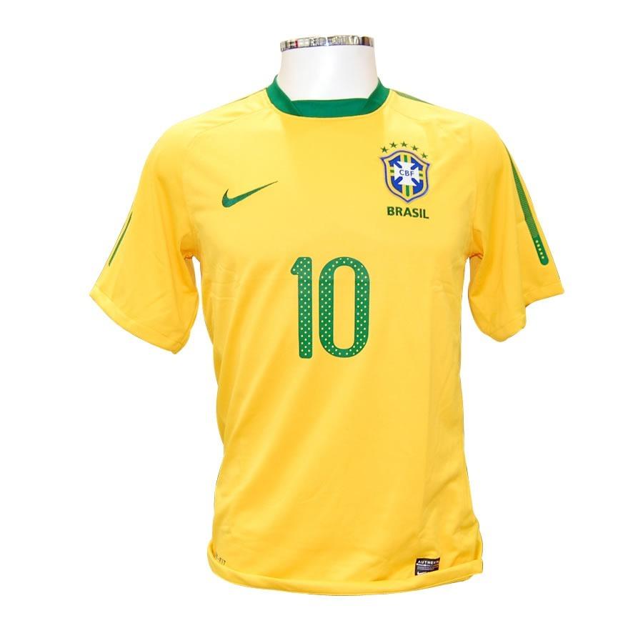 bd0213161a camisa seleção brasileira nike 2010 oficial. Carregando zoom.