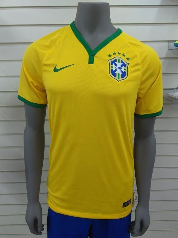 6af09b4b3c camisa seleção brasileira nike copa 2014 oficial. Carregando zoom.