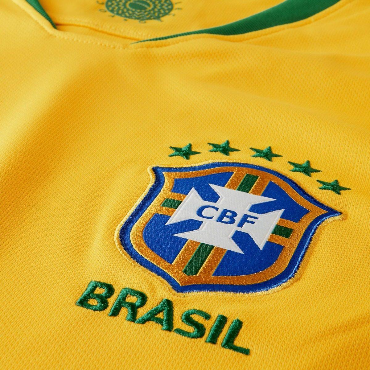 996e17954b camisa seleção brasileira nike oficial original 2018 19 nfe. Carregando  zoom.