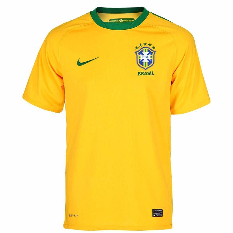 camisa seleção brasileira oficial. Carregando zoom. 7415120e6c70d