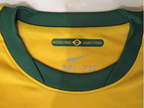 Camisa Seleção Brasileira Oficial - R  89 4f2ed5562edef