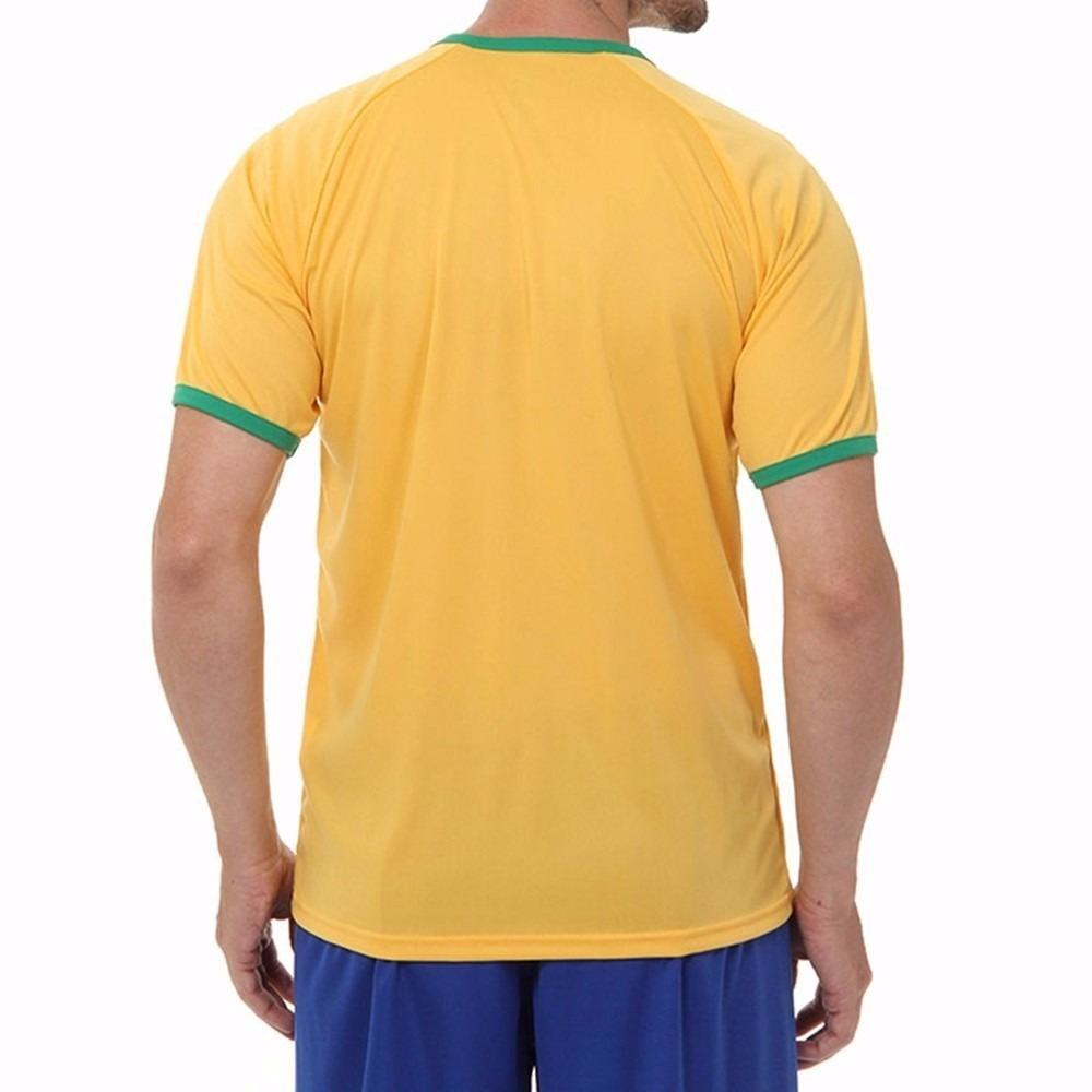 f602b09126 camisa seleção brasileira oficial cbf - camiseta brasil. Carregando zoom.