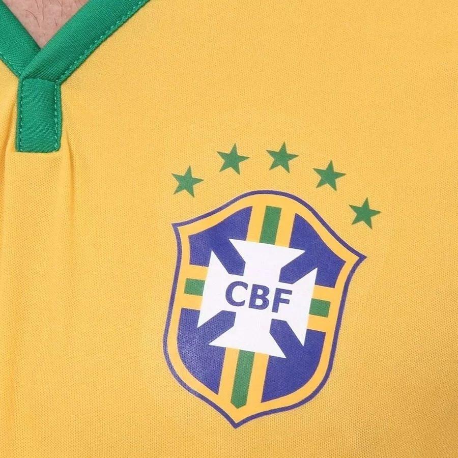 c2c1fca1db camisa seleção brasileira oficial cbf liquidação 80% hg gol. Carregando  zoom.