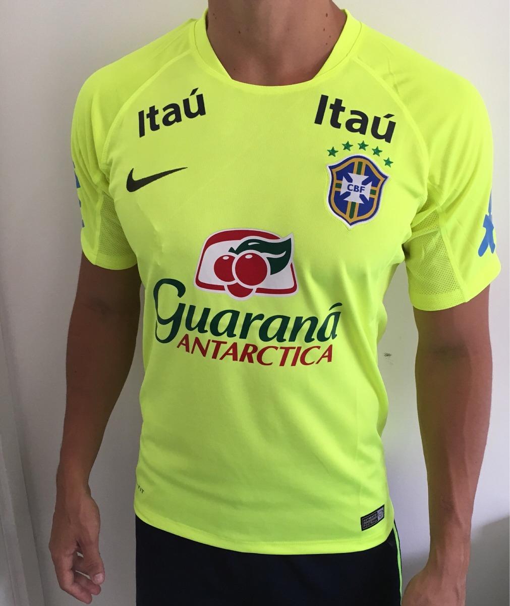 6beeb2dc98441 camisa seleção brasileira treino - frete grátis 12x s  juros. Carregando  zoom.