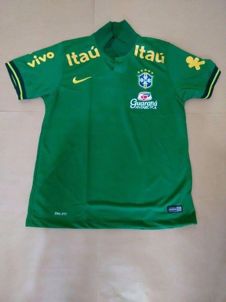 4961a0b29e1b8 camisa seleção brasileira treino - passeio rio 2016. Carregando zoom.